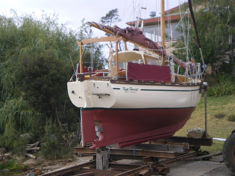 1996 gaff rigged cutter for sale trade boats australia for Fishing gaffs for sale