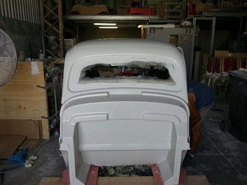 willys hand made fibreglass/composite kits 306819 007
