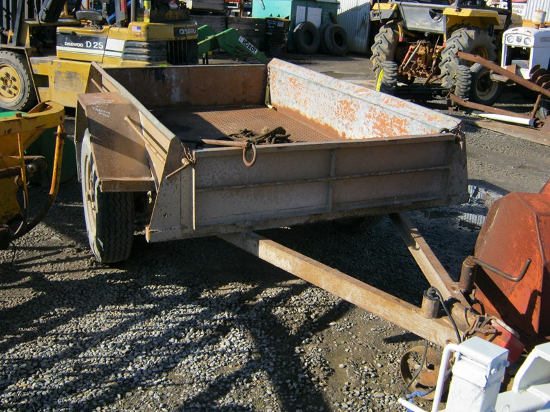 other 7 x 4  heavy duty trailer 310899 003