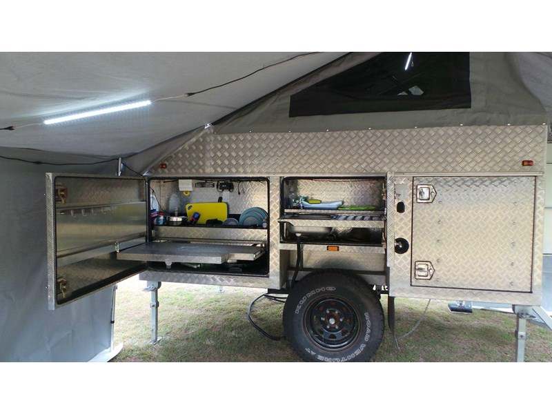 Simple Camper Trailer For Sale Brisbane Part 1 Of 6  YouTube