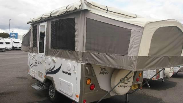 Simple JAYCO HAWK For Sale  Trade RVs Australia