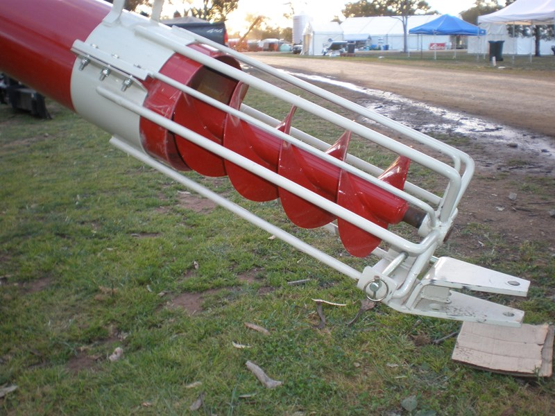 "farm king 13"" 36' grain auger 318443 004"