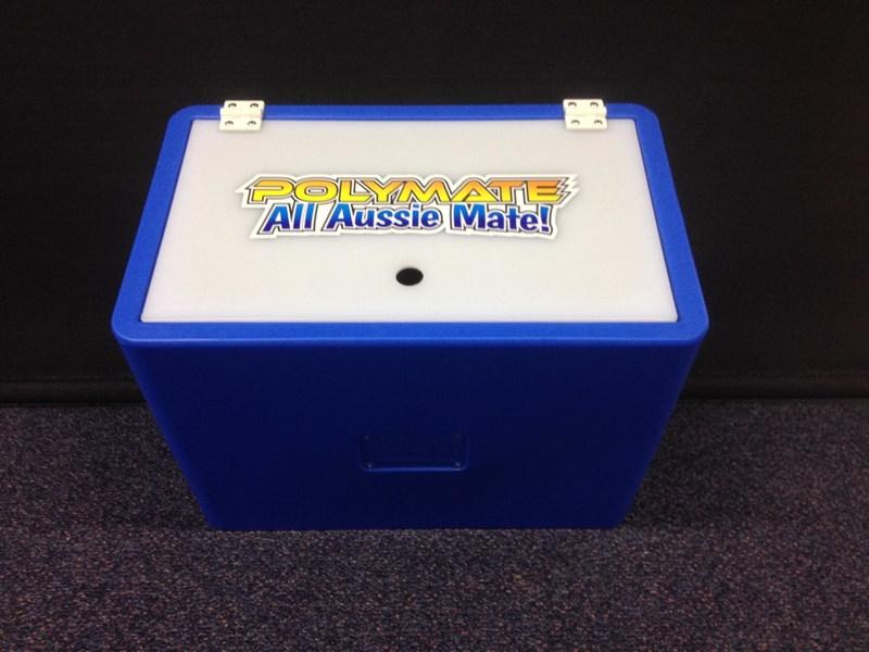 Polymate 35ltr live bait tank for sale trade boats australia