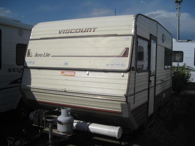 Simple Viscount Weekender Site Cabin Weekender Trailers Inside Trailers Rv