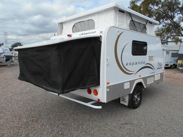 Wonderful 2017 JAYCO POPTOP STARCRAFT 17581OB17SC