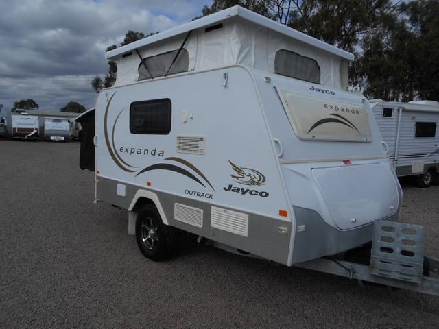 Brilliant Jayco Expanda 1839 Poptop 8 Berth For Sale In Windsor NSW  Jayco