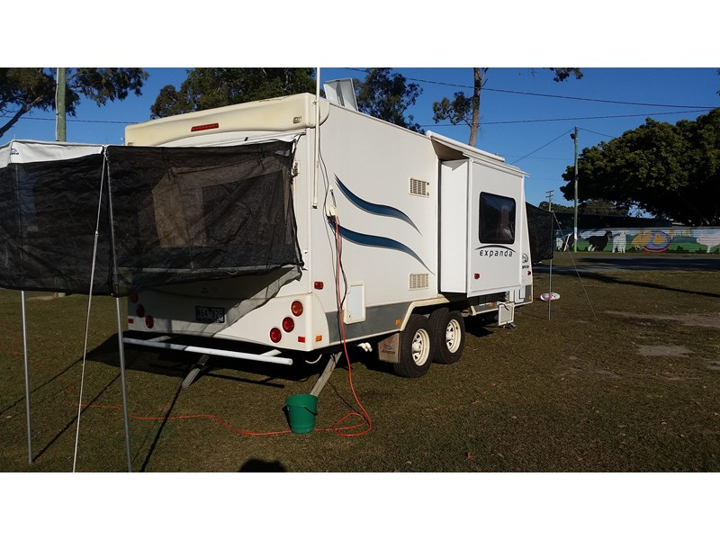 Unique 2016 CARAVAN JAYCO EXPANDA 20641OB16EX CARAVAN For Sale In