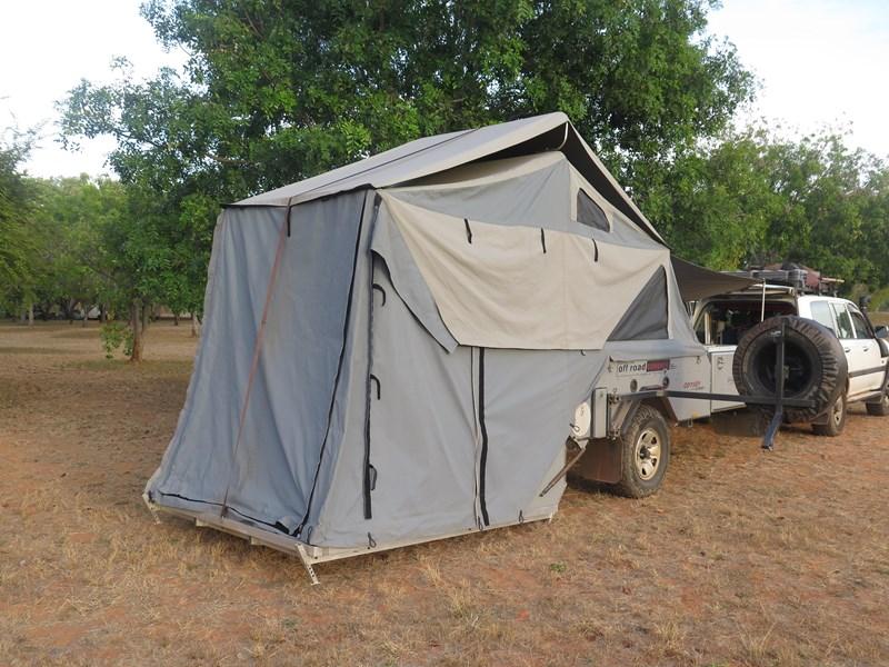 Cool New AUSTRALIAN OFF ROAD AURORA Caravans For Sale