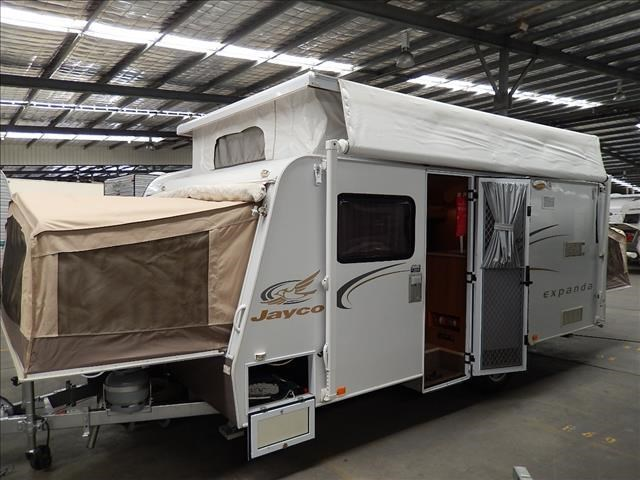 Model 1639 Series  Jayco Expanda Modifications  Expandas Downunder