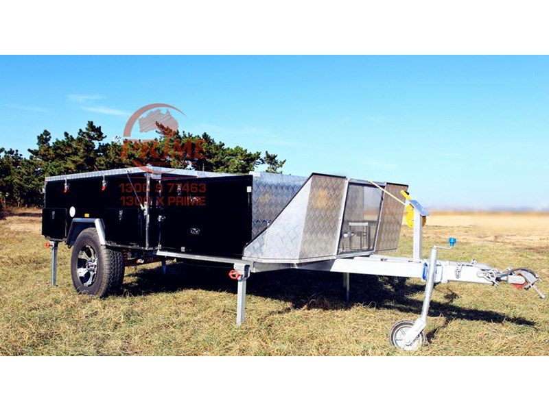 Perfect Off Road Hard Floor Camper Trailer Camping Trailer Caravan  Buy