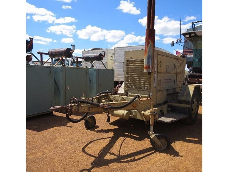 unknown trailer mounted generator 320436 010