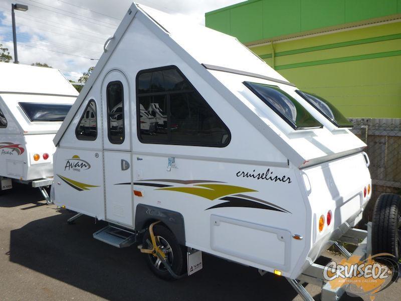 Perfect 2013 AVAN ASPIRE 499 For Sale  Trade RVs Australia