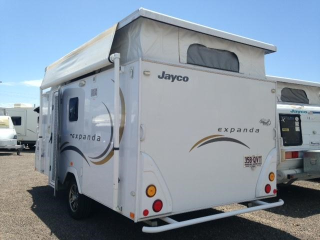 Brilliant Jayco Outback Expanda With ShowerToilet No Gst On This Van