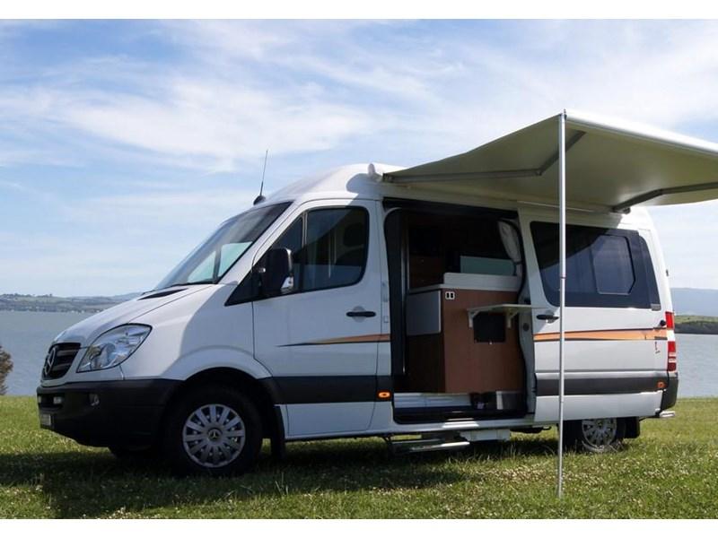 2012 safari mercedes benz sprinter motorhome for sale for Mercedes benz sprinter motorhome for sale