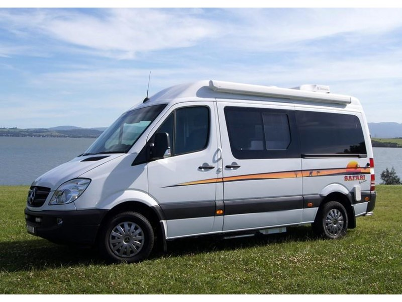 2012 Safari Mercedes Benz Sprinter Motorhome For Sale