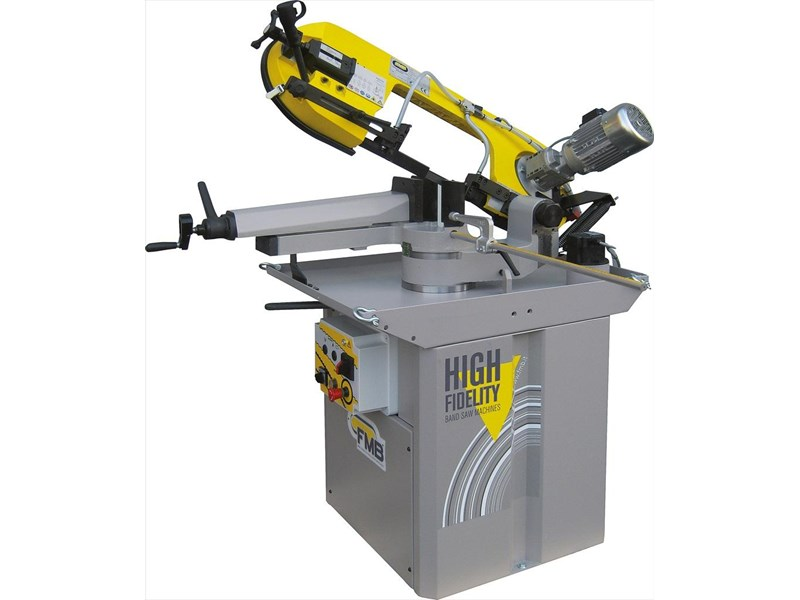 fmb model phoenix ø 220mm capacity manual bandsaw 173640 001