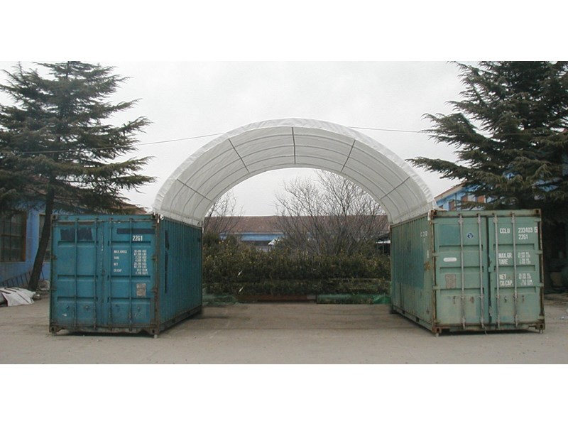 nq trading 40ft igloo container shelter c2040s 343203 006