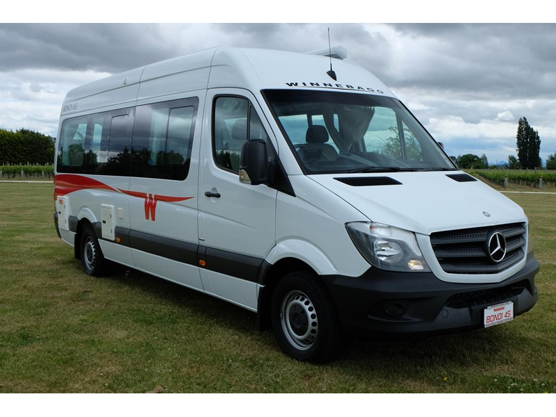 2015 mercedes benz sprinter winnebago motorhomes for usa for Mercedes benz motor home