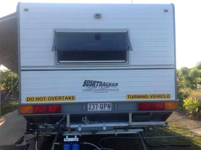 Beautiful Bushtracker Custom Offroad Caravan Review  Trade RVs Australia