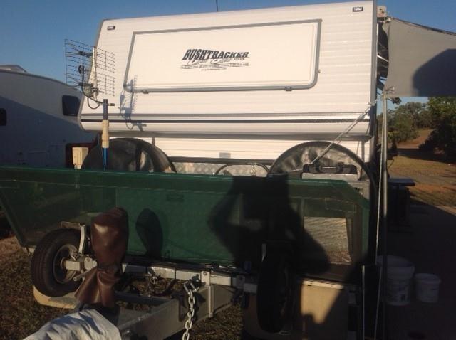 Amazing 2009 BUSHTRACKER OFF ROAD 2039 For Sale  Trade RVs Australia