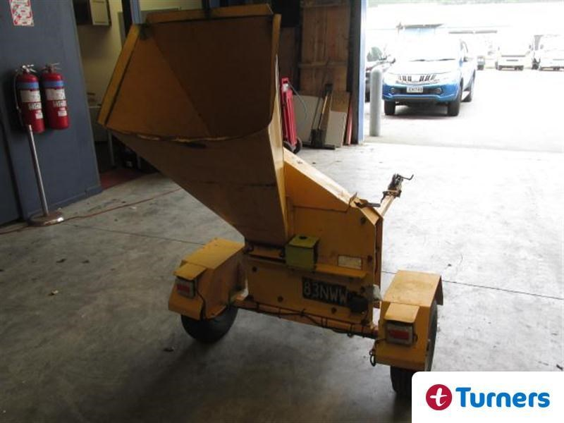 custom built elite wood chipper 348301 004
