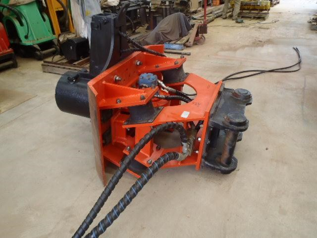 pneuvibe hire - cp300 pile driver 351957 002