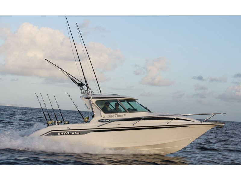 2017 Rayglass Legend 2500 For Sale