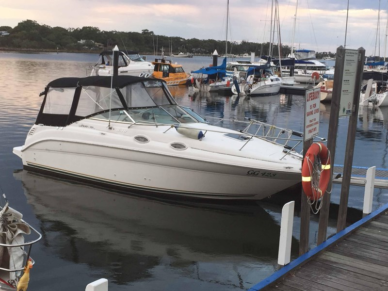 sea ray 260 sundancer 359779 015