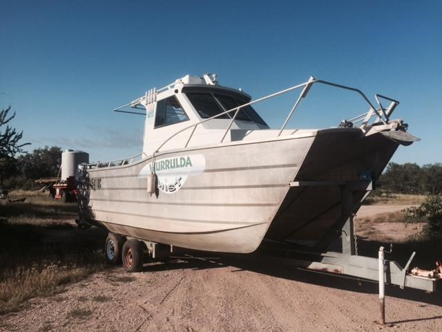 Catamaran 8m For Sale Trade Boats Australia