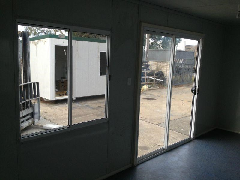 group portables 6m x 3m sliding door for sale in braeside vic 12 045