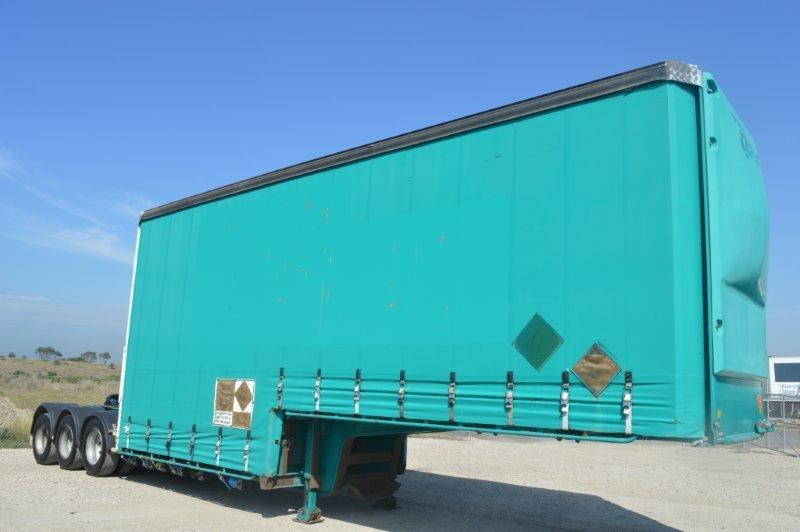 vawdrey st3 tri axle b triple 14 pallet double drop mezz lead 374896 001