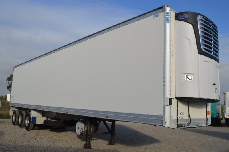 southern cross 22 pallet- 28 freezer, double side door, double stacker r/t 383095 002