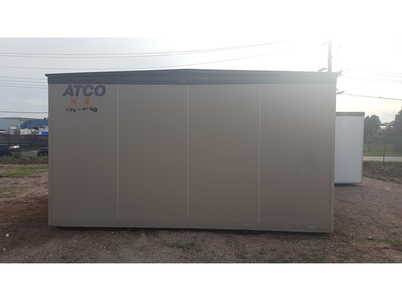e i group portables used 4.8m x 2.4m 383222 002