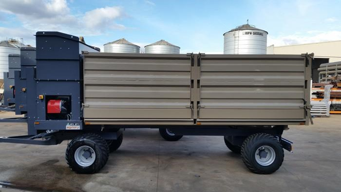 agridry dryhauler - mobile dryer 384035 003