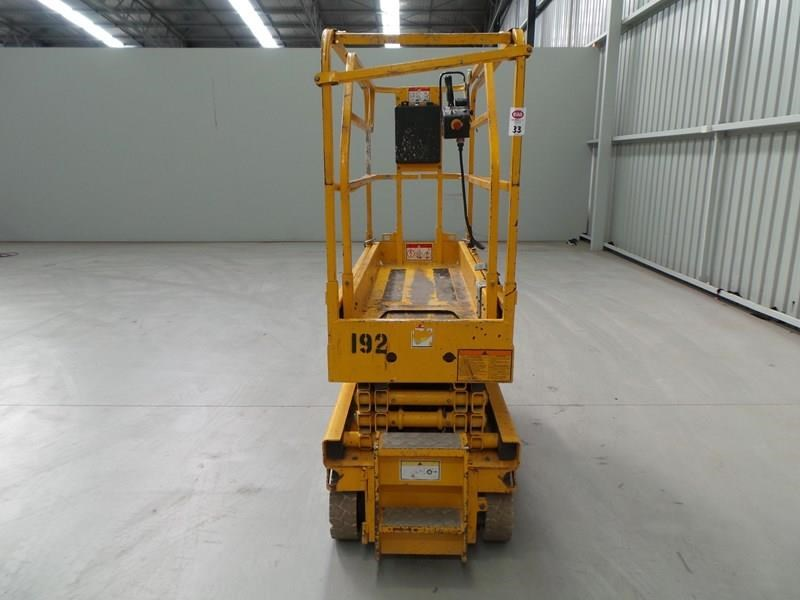 haulotte optimum 8 narrow scissor lift 326983 004