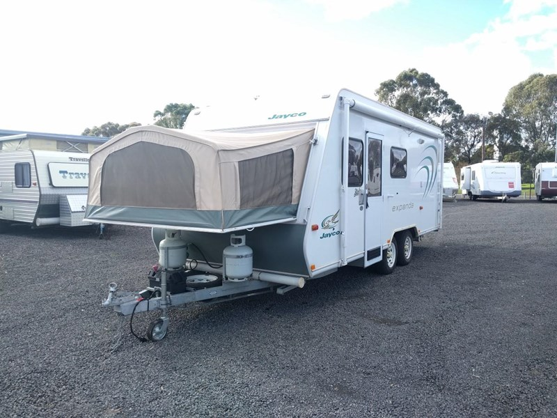 Lastest JAYCO EXPANDA 18 CARAVAN For Sale In Cairns QLD  2011 JAYCO EXPANDA