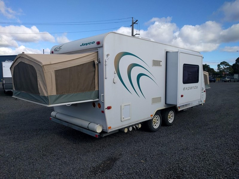 Cool 2000 Jayco Pop Up With Slide Out Amp AC  1700 Clinton