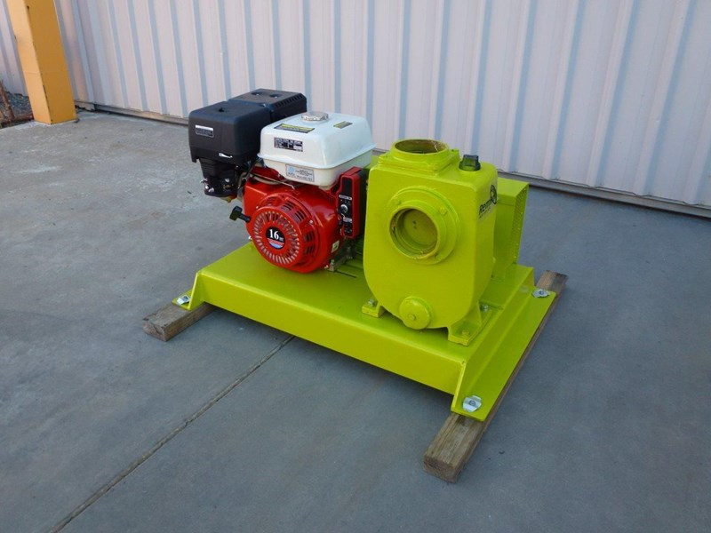 "remko rs-100 4"" petrol driven self priming pump 408320 013"