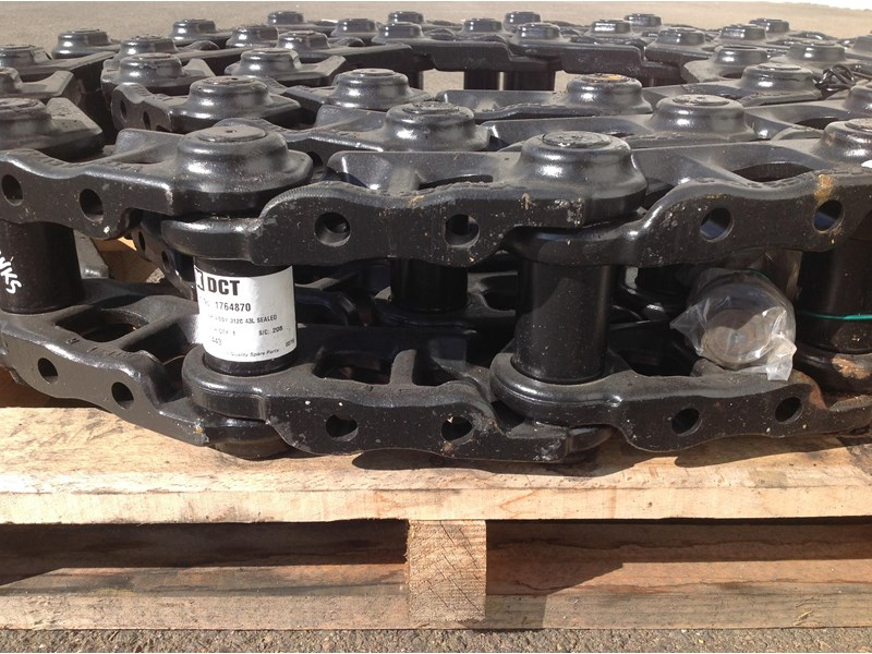 caterpillar 312 track chain 411934 005