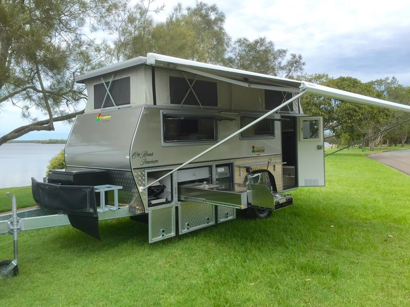 Unique Camper Trailer For Sale QLD Camper TrailerAlloy