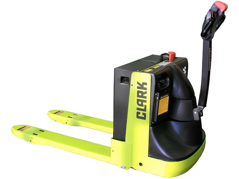clark wpx45 electric powered pallet truck 414433 001