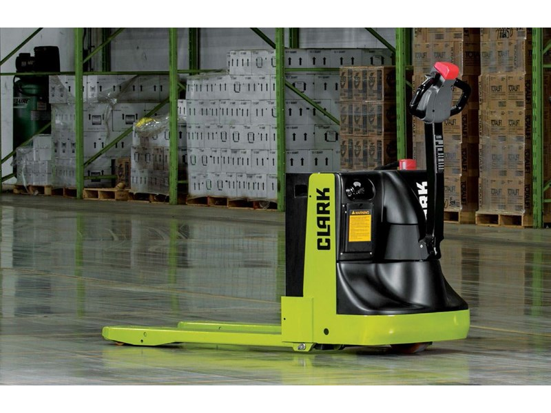 clark wpx45 electric powered pallet truck 414433 003