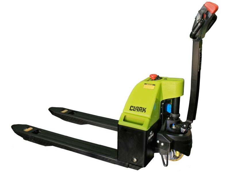 clark wp30 electric powered pallet truck 414756 001