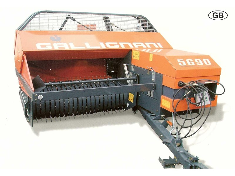 gallingnani 5690 small square baler 424514 003