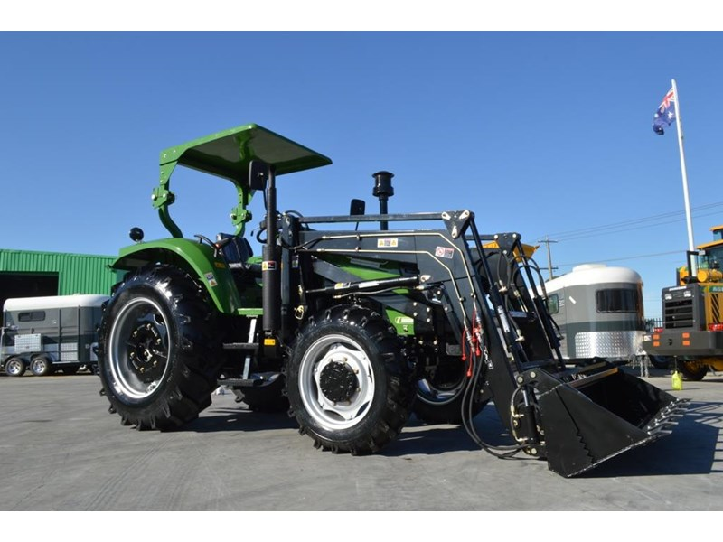 agrison 80hp cdf 4x4 4in1 bucket - 5 year warranty, free 6 ft slasher 424777 003