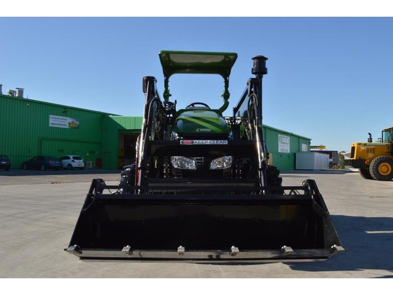 agrison 80hp cdf 4x4 4in1 bucket - 5 year warranty, free 6 ft slasher 424777 008