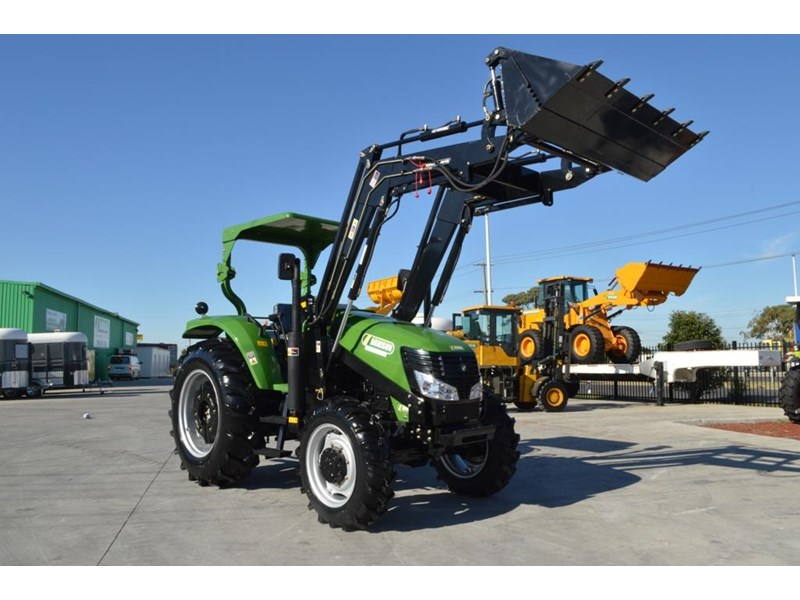 agrison 80hp cdf 4x4 4in1 bucket - 5 year warranty, free 6 ft slasher 424777 012