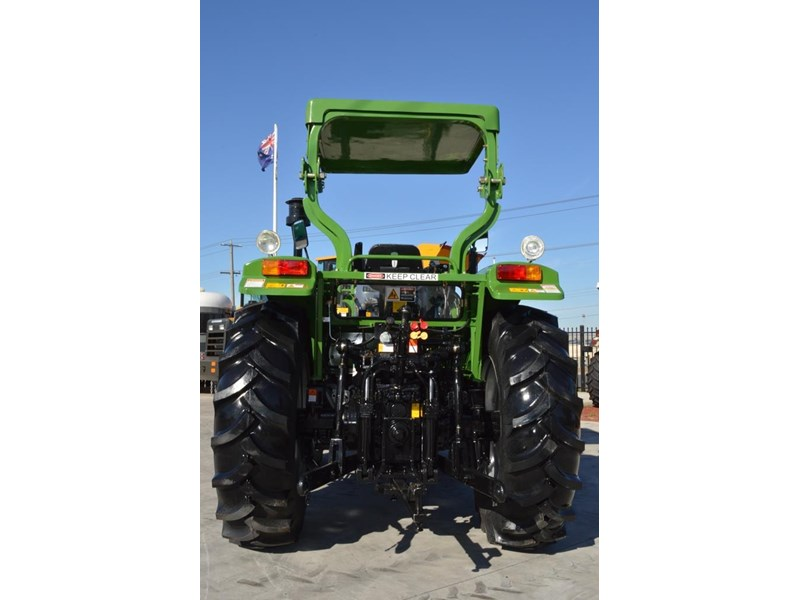 agrison 80hp cdf 4x4 4in1 bucket - 5 year warranty, free 6 ft slasher 424777 018
