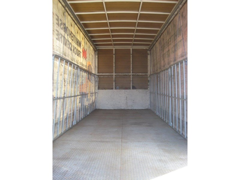 all truck 12 pallet curtainsider body 406731 010