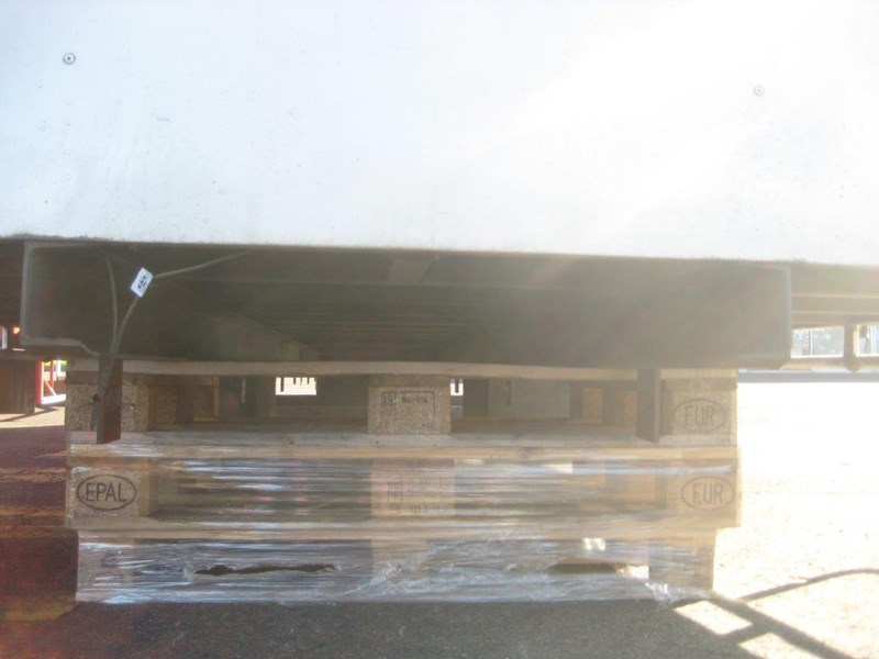all truck 12 pallet curtainsider body 406731 027